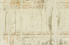 Achtergrond: beige concrete muur royalty-vrije stock fotografie