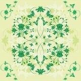 Achtergrond bloem, elementen voor ontwerp, vector Stock Fotografie