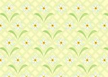 Achtergrond bloem, vector Royalty-vrije Stock Foto