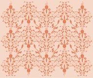Achtergrond bloem, vector Royalty-vrije Stock Afbeeldingen