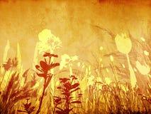 Achtergrond bloemen stock fotografie