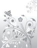 Achtergrond bloemen vector illustratie