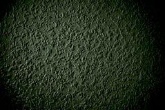 Achtergrond of de textuur van de Grunge de groene korrelmuur stock afbeelding
