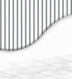 Achtergrond in de vorm van geslacht en lijnen Stock Afbeelding