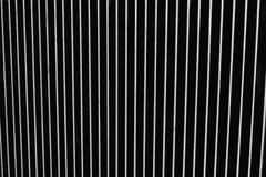 Achtergrond die van metaal wordt gemaakt strepen stock fotografie