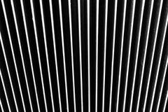 Achtergrond die van metaal wordt gemaakt Verticale strepen stock afbeeldingen