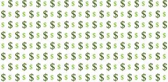 Achtergrond Dolar Royalty-vrije Stock Foto's