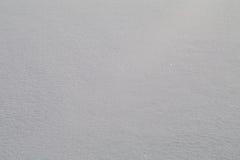 Achtergrond in een zuivere dichte sneeuw Royalty-vrije Stock Fotografie