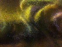 Achtergrond en textuur van de lijnen op glas stock afbeelding