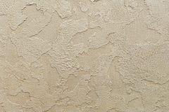 Achtergrond en textuur van decoratief pleister om de muren en de plafonds te behandelen achtergrond voor ontwerp en decoratie royalty-vrije stock foto's