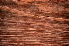 Achtergrond en textuur van decoratieve het meubilairoppervlakte van het pijnboomhout Stock Foto's