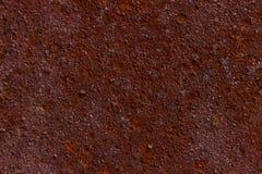 Achtergrond en textuur van roest Stock Foto's