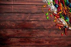 Achtergrond: Feestelijk Cinco De Mayo Background Royalty-vrije Stock Fotografie