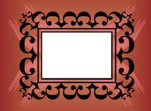 Achtergrond frame Stock Afbeeldingen