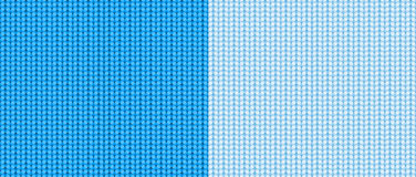 Achtergrond Gebreide wollen textuur Naadloze textuur Stock Fotografie