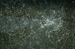 Achtergrond, gebroken glas royalty-vrije stock foto's