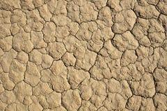 Achtergrond: Geopenbaarde bodem van Renbaan Playa, Stock Afbeeldingen