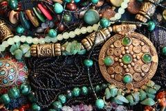 Achtergrond-in het oosten ornamenten Royalty-vrije Stock Fotografie