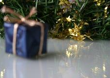 Achtergrond III van Kerstmis Stock Fotografie