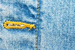 Achtergrond jeans Royalty-vrije Stock Foto