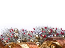 Achtergrond Kerstmis royalty-vrije stock afbeeldingen