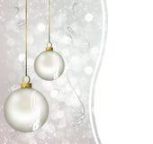 Achtergrond Kerstmis. Royalty-vrije Illustratie