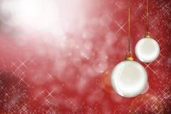 Achtergrond Kerstmis. Vector Illustratie