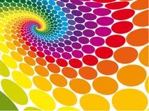 Achtergrond kleuren Stock Afbeelding