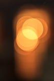 Achtergrond, lichte cirkels Stock Afbeeldingen