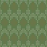 Achtergrond met abstract breiend patroon Royalty-vrije Stock Afbeelding