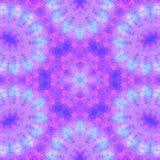 Achtergrond met abstract patroon Stock Afbeelding