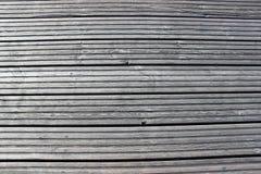 Achtergrond met antraciet houten planken Royalty-vrije Stock Foto's