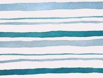 Achtergrond met blauwe strepen stock illustratie