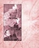 Achtergrond met bloemen 21 Stock Foto's