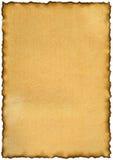 Achtergrond met document textuur. Royalty-vrije Stock Afbeeldingen