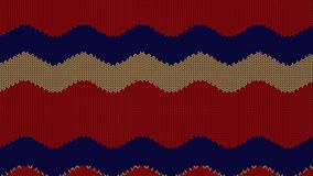 Achtergrond met een gebreide textuur, imitatie van wol Multicolored diverse lijnen stock foto's