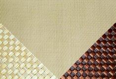Achtergrond met een textuur en met een diagonaal weefsel, een keuken n royalty-vrije stock foto's