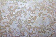 Achtergrond met een textuur van een grijze muur wordt gemaakt die royalty-vrije stock foto's