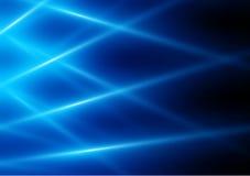 Achtergrond met golvende lijnen Royalty-vrije Stock Afbeeldingen