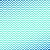 Achtergrond met gradiënt blauwgroene golven royalty-vrije illustratie