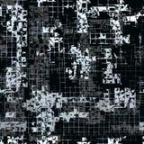 Achtergrond met Grunge-Effect in Donkere Kleuren Royalty-vrije Stock Foto's