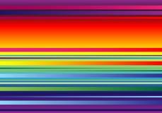 Achtergrond met heldere strepen. vector illustratie