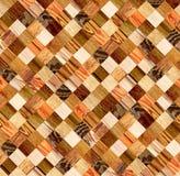 Achtergrond met houten patronen Stock Foto's