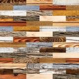 Achtergrond met houten patronen Royalty-vrije Stock Afbeeldingen