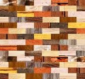 Achtergrond met houten patronen Stock Afbeelding