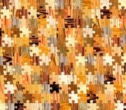 Achtergrond met houten patronen van verschillende kleuren Stock Foto's