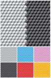 Achtergrond met kubussen Stock Afbeelding