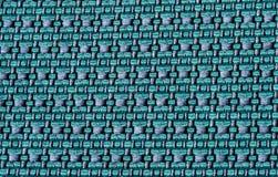 Achtergrond met macrotextuur van blauwe kleur Stock Foto