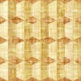 Achtergrond met papyruspatronen van verschillende kleuren stock illustratie