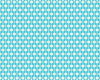 Achtergrond met patroon in Islamitische Vector abstracte die geometrisch van de stijltextuur op etnisch wordt gebaseerd stock illustratie